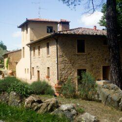 the Agriturismo Il Castagnolino