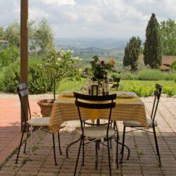 eat on the veranda