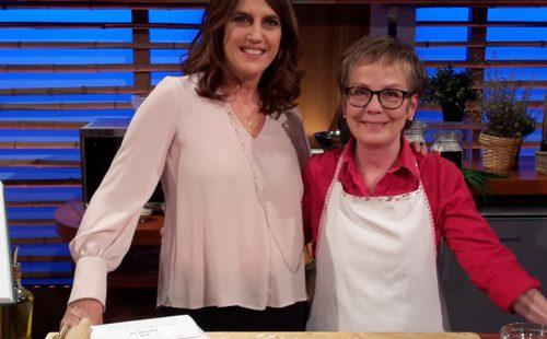 Carmela guest of Geo 2017